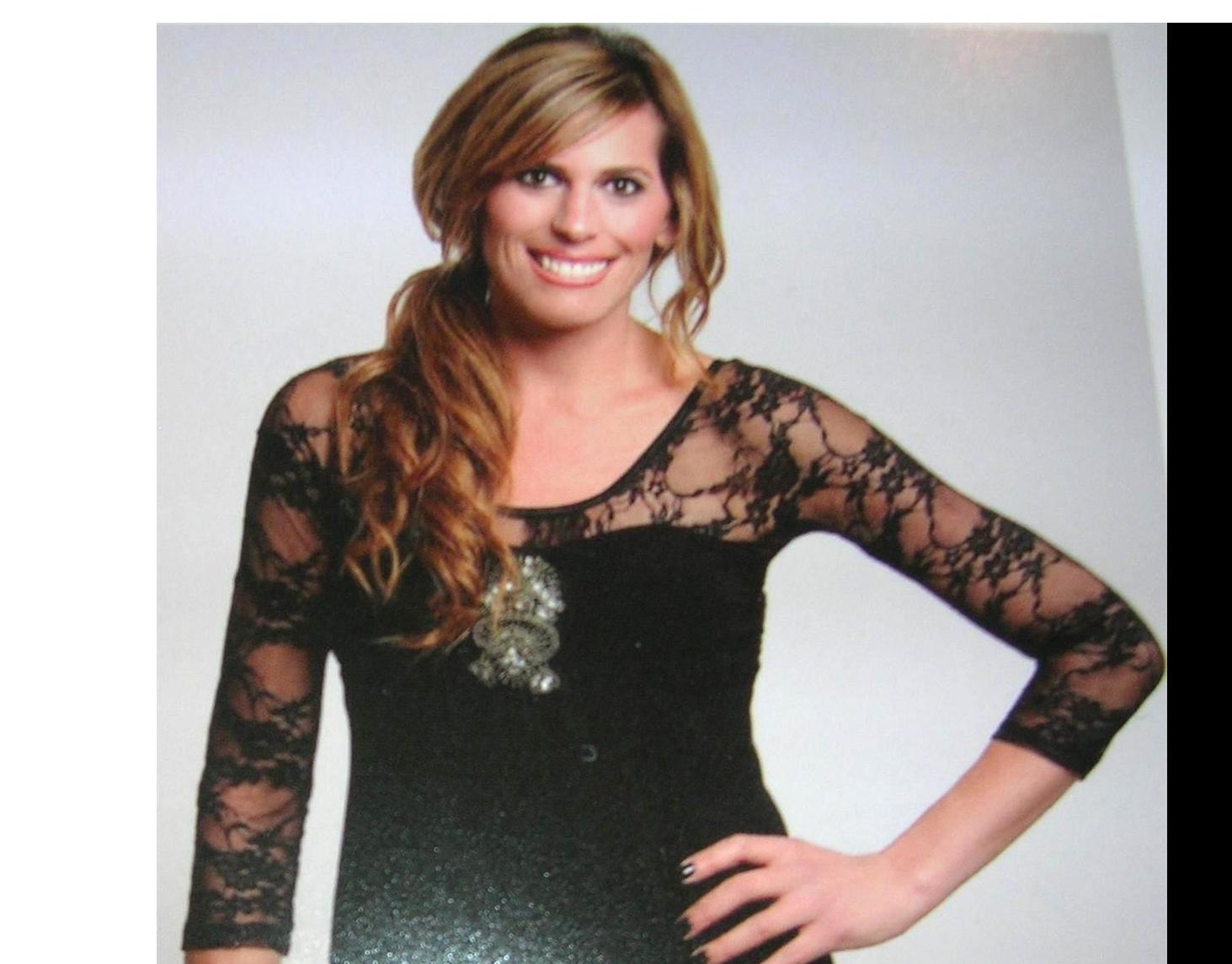 Lace Sleevey Black