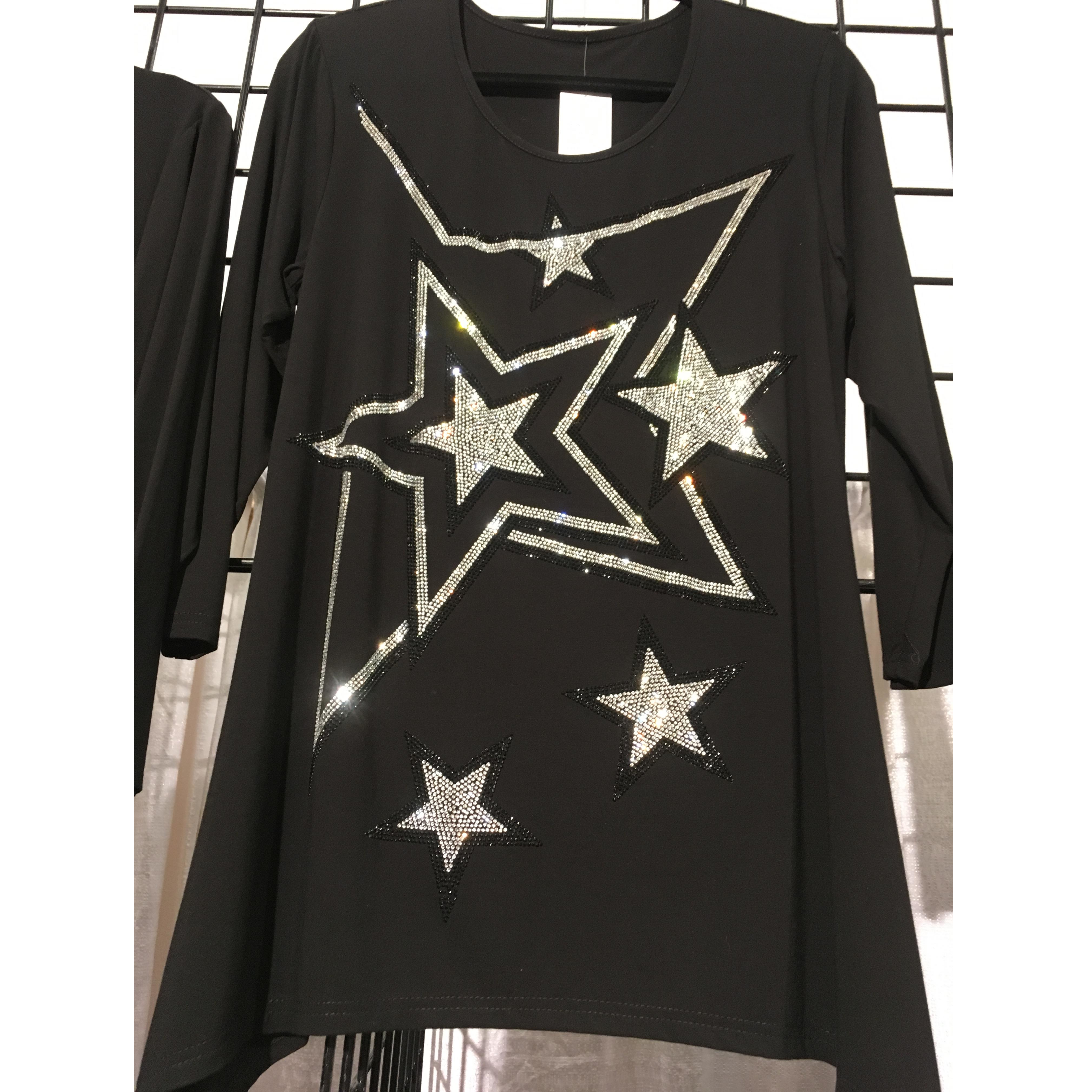 Star in Crystals Tunic