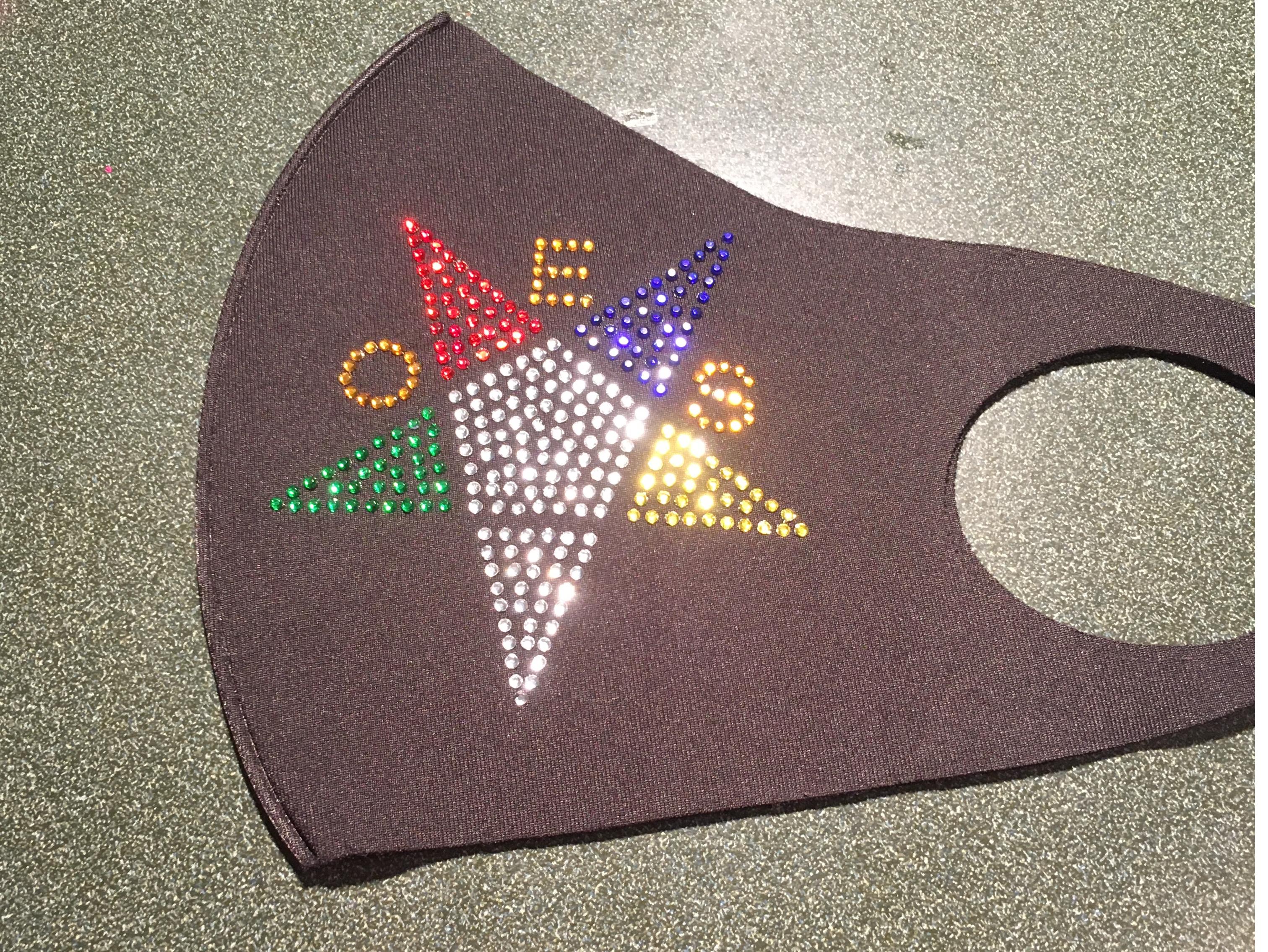 Eastern Star Mask